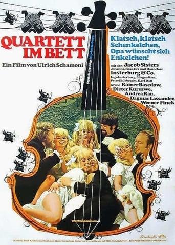 Poster of Quartett im Bett