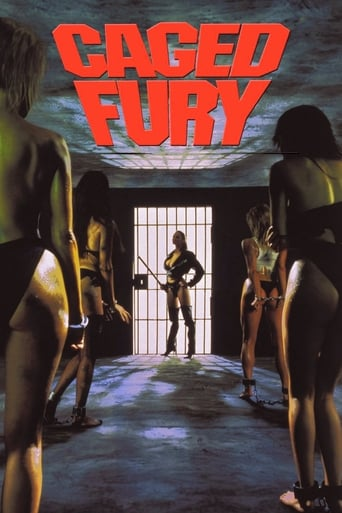 Poster of Caged Fury
