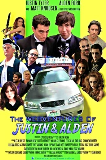 The Webventures of Justin and Alden poster