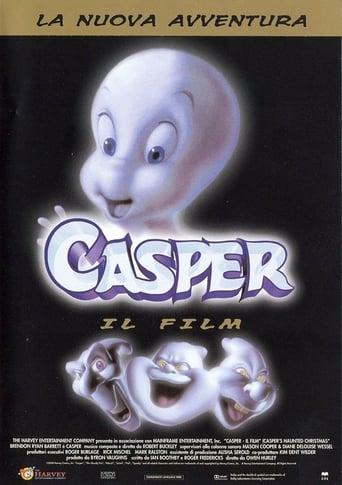 Poster of Casper - Il film