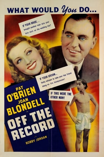 Poster of Off the Record