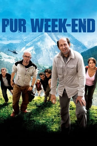 Poster of Pur week-end