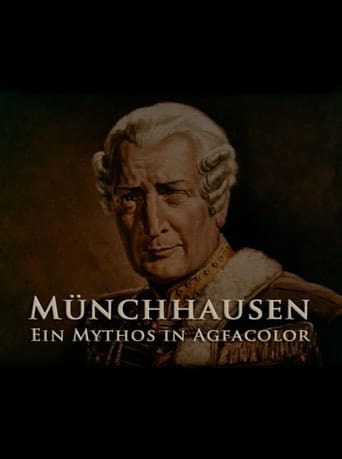 Poster of Münchhausen - Ein Mythos in Agfacolor