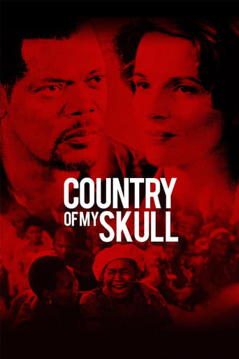 Country of My Skull poster