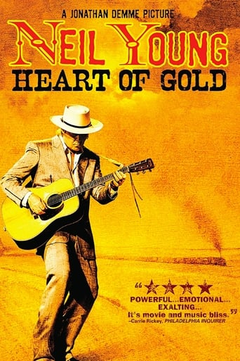 Poster of Neil Young: Heart of Gold