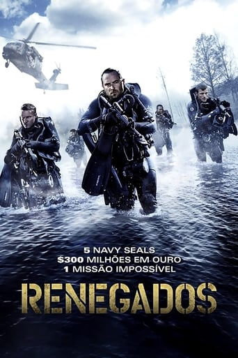 Poster of Renegados