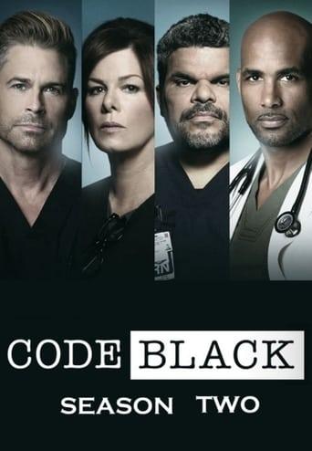 Juodasis kodas / Code Black (2016) 2 Sezonas LT SUB