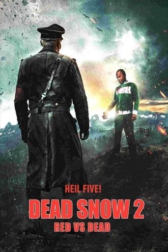 Poster of Dead Snow 2: Red vs. Dead