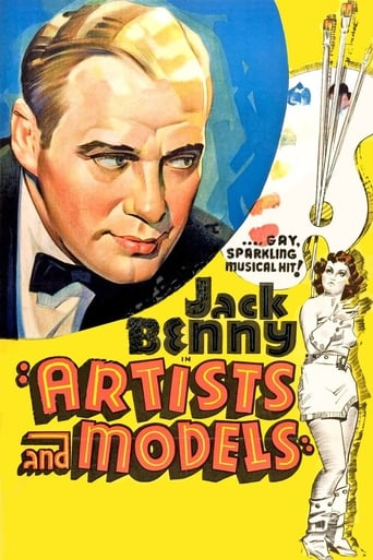 Poster of Artists & Models