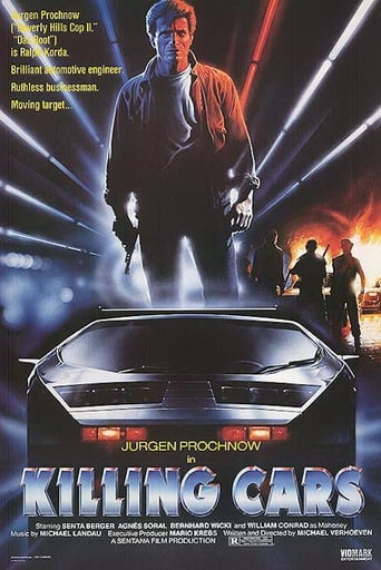 Poster of Killing Cars