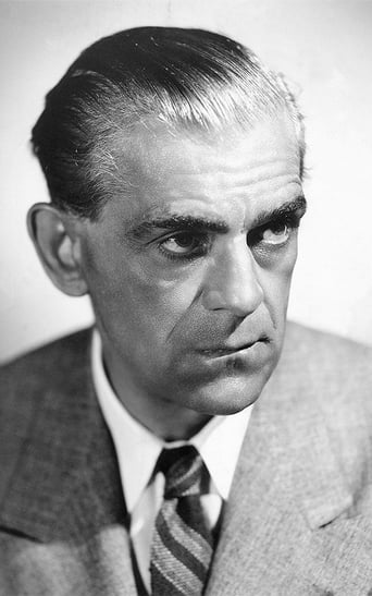 Poster of Starring Boris Karloff