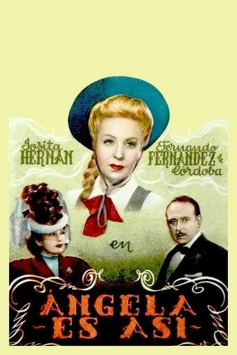 Poster of Ángela es así