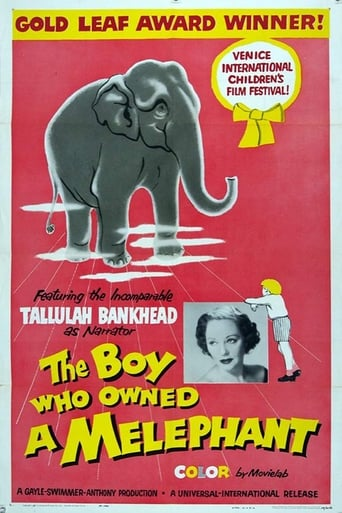The Boy Who Owned a Melephant