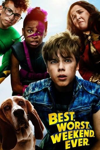 Best. Worst. Weekend. Ever. 1ª Temporada - Poster