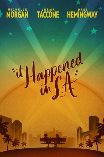 Poster of It Happened in L.A.