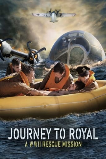 Poster of Journey to Royal: A WWII Rescue Mission
