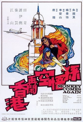Poster of Monkey Comes Again
