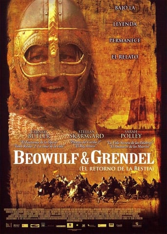 Poster of Beowulf & Grendel