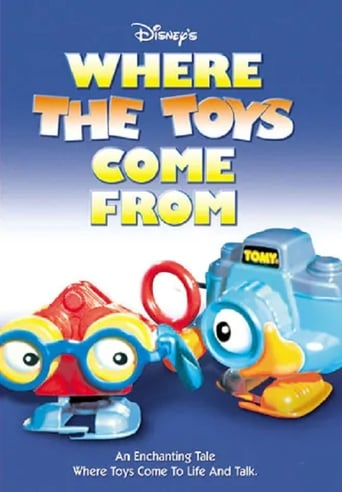 Poster of Where the Toys Come From