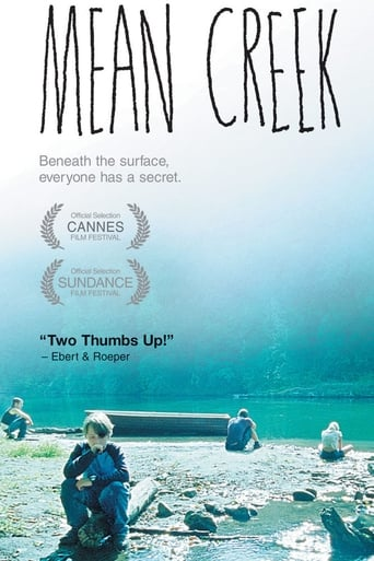 Poster of Mean Creek
