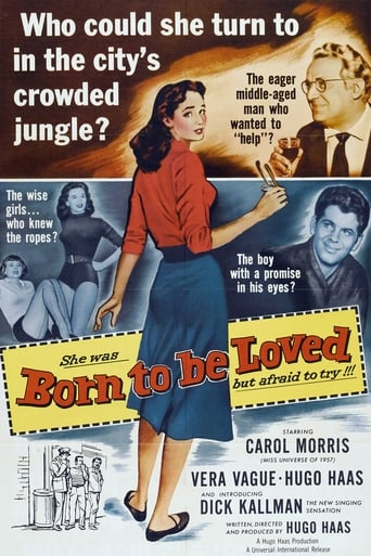 Poster of Born to Be Loved