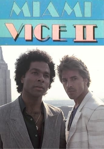 Poster of Miami Vice: The Prodigal Son