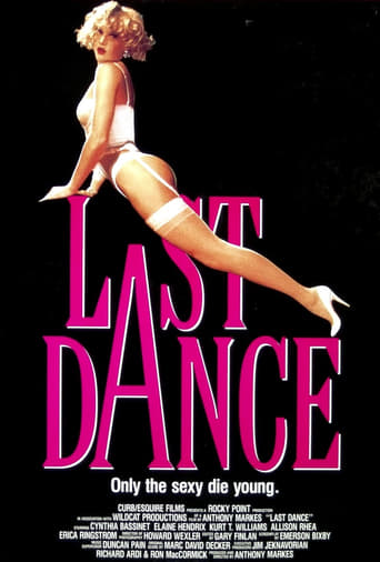 Poster of Last Dance