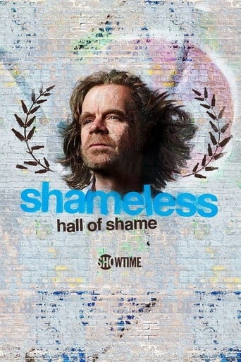 Poster of Shameless Hall of Shame