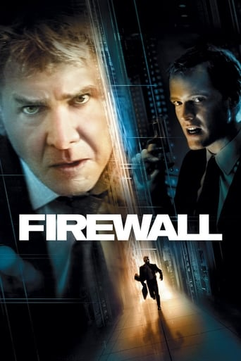 Poster for Firewall
