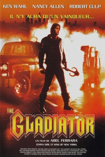 Poster of The Gladiator