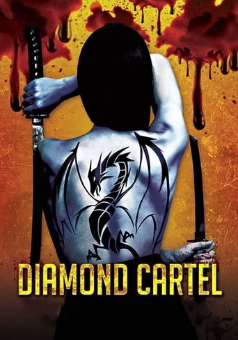 Poster of Diamond Cartel
