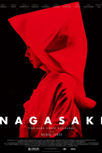 Poster of The Girl from Nagasaki