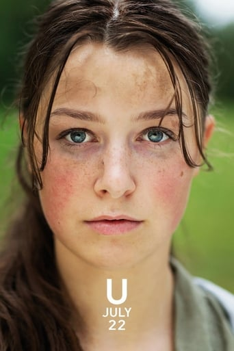 Poster of Utøya: July 22