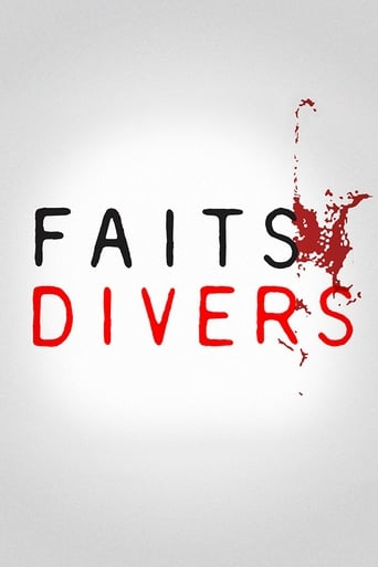 Poster of Faits divers