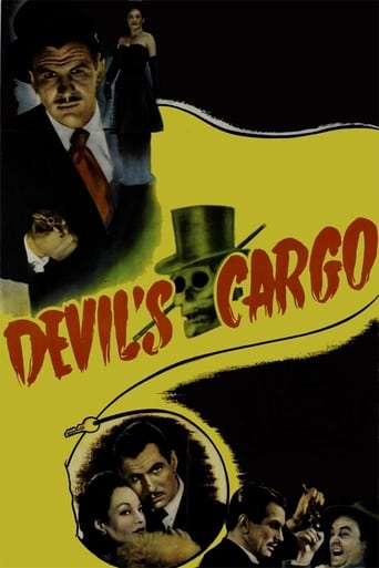 Poster of Devil's Cargo