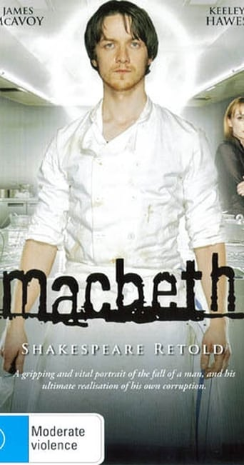 Poster of ShakespeaRe-Told: Macbeth