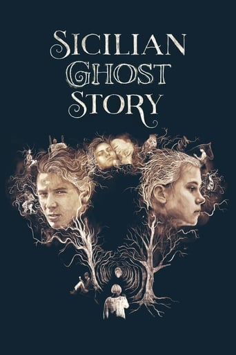 Poster of Sicilian Ghost Story