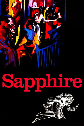 Poster of Sapphire