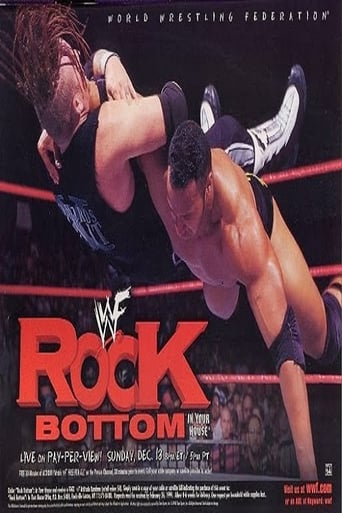 Poster of WWE Rock Bottom: In Your House