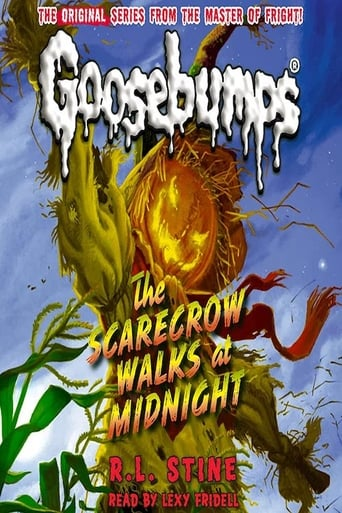 Poster of Goosebumps: The Scarecrow Walks at Midnight
