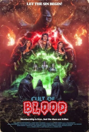 Poster of Cult of Blood