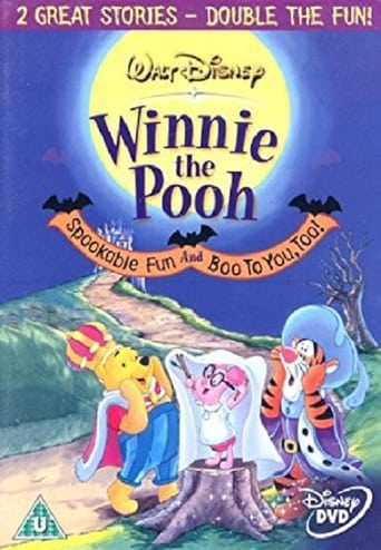Winnie The Pooh: Spookable Fun and Boo to You, Too! poster