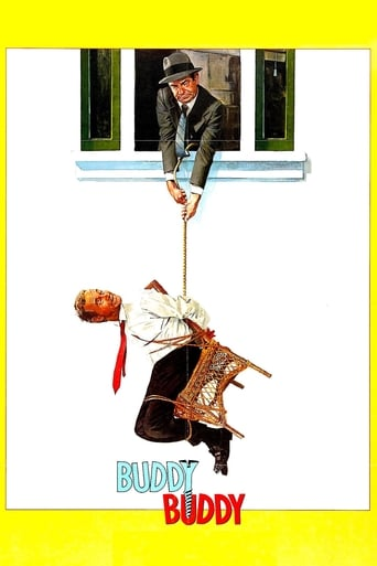 Poster of Buddy Buddy
