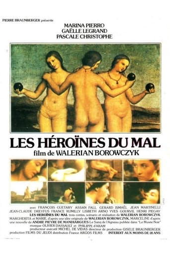 Poster of Immoral Women