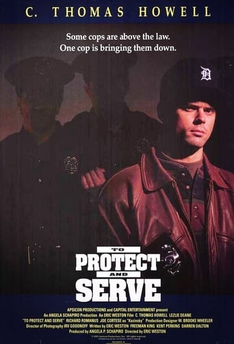 Poster of To Protect and Serve