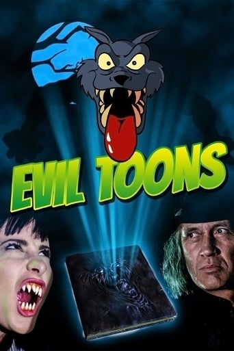 Poster of Evil Toons