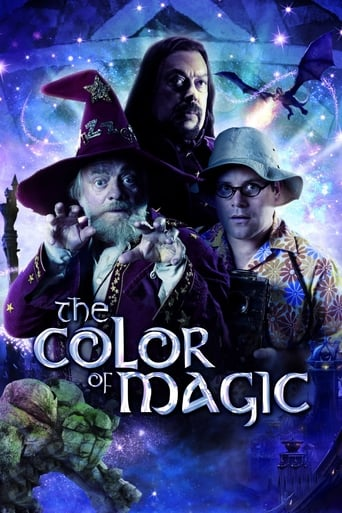 Poster of The Colour of Magic