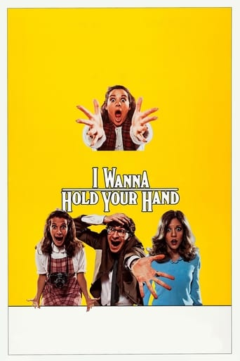I Wanna Hold Your Hand poster