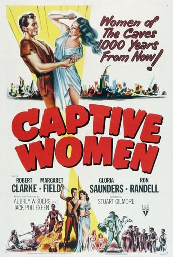 Poster of Captive Women