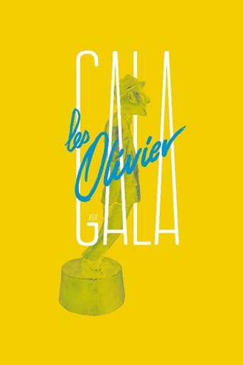 Poster of Gala Les Oliviers